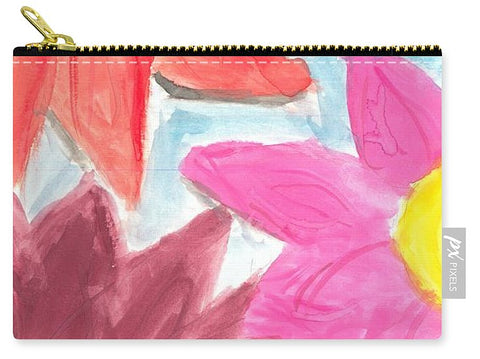 Sea Of Flowers - Carry-All Pouch