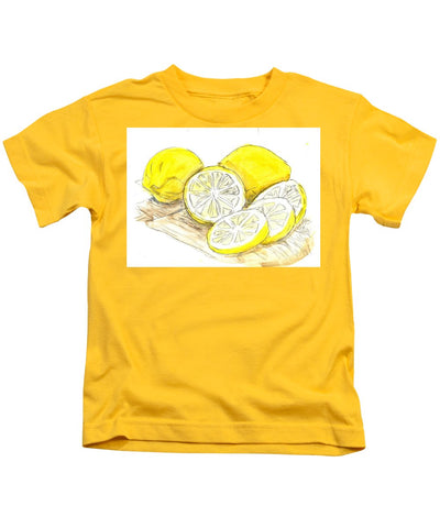 Tart Cutting Board - Kids T-Shirt