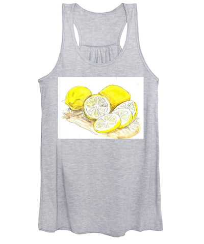 Tart Cutting Board - Women's Tank Top