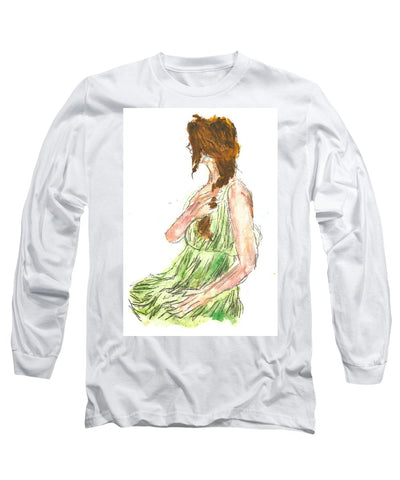 The Braid - Long Sleeve T-Shirt