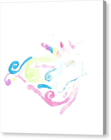 Unicorn Dreams - Canvas Print