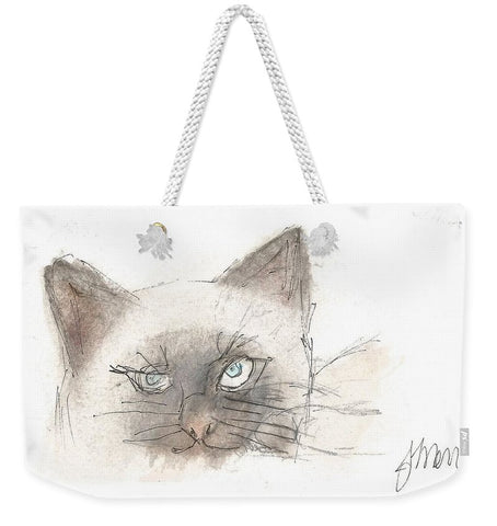 Unimpressed - Weekender Tote Bag