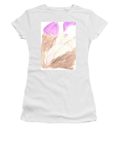 Waiting For Her Turns - Women's T-Shirt
