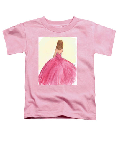 Waiting - Toddler T-Shirt