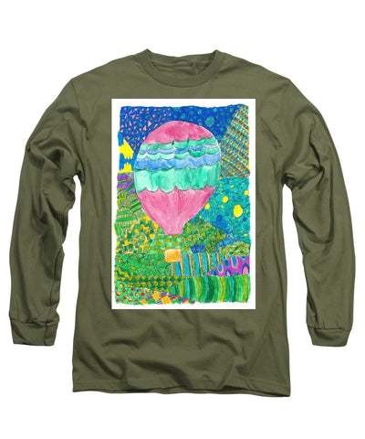 Way Up In The Clouds - Long Sleeve T-Shirt