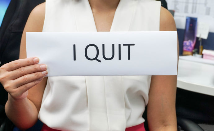 Calling All Quitters! Why We Quit Part 1: My Quit Cycle