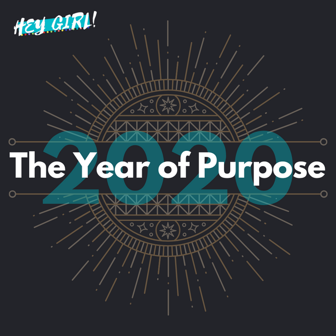 2020: The Year of Purpose