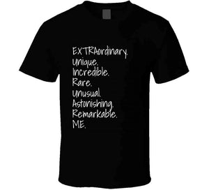Uniquely Me Synonym T-Shirt