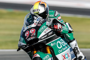 Kasma Danial Fit to Race at QATARGP