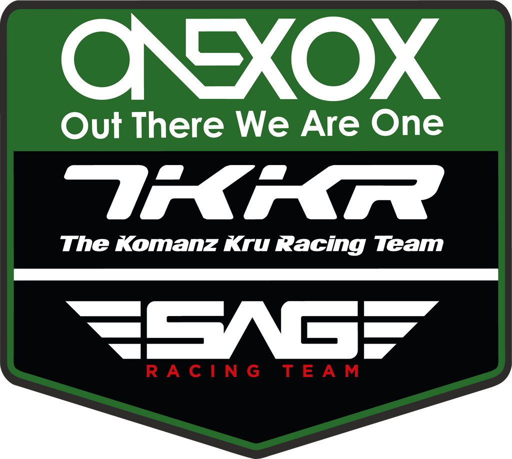 STICKER ONEXOX TKKR SAG Team (SHIELD)