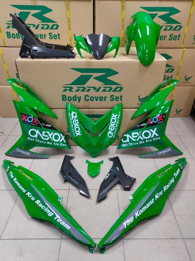 Coverset Y15ZR V2