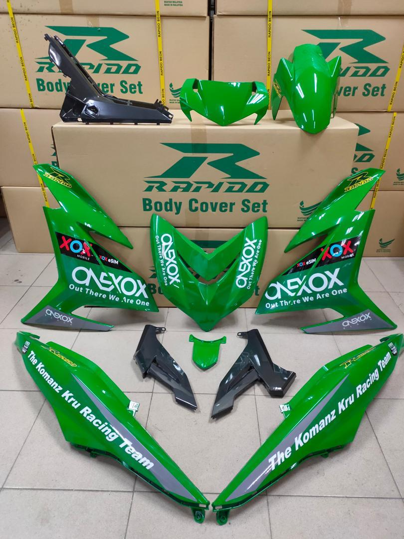 Coverset Y15ZR V1