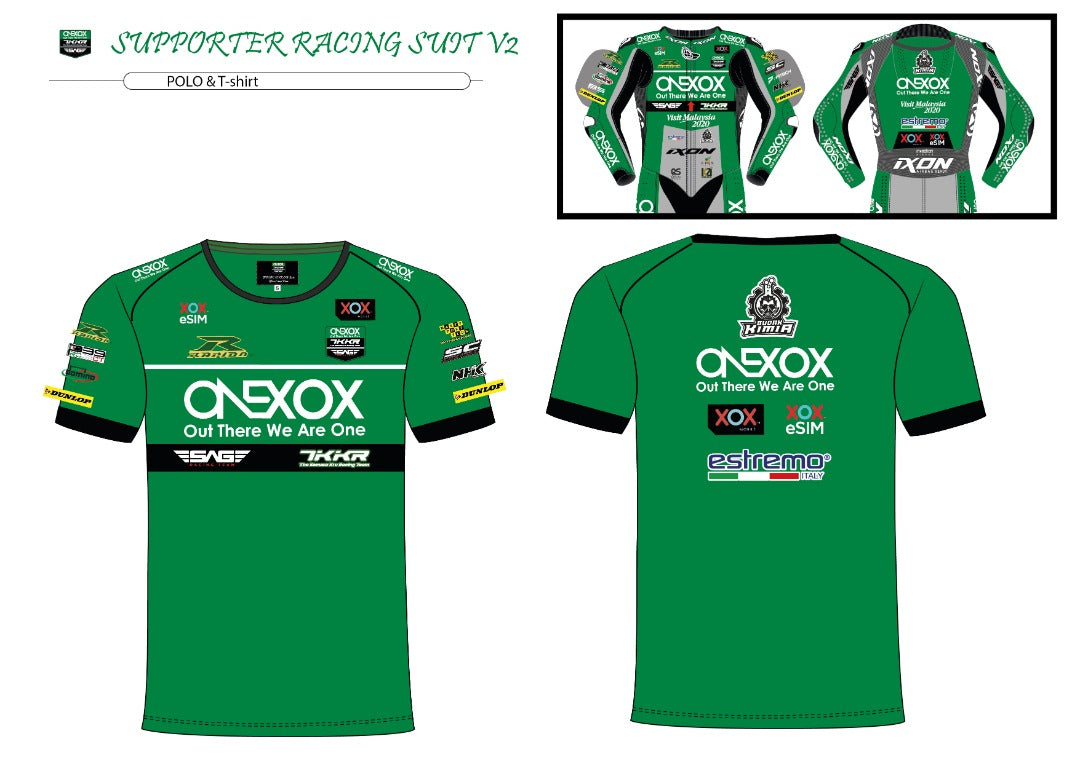 "TSHIRT OTST ""SUPPORTER'S SUIT"""