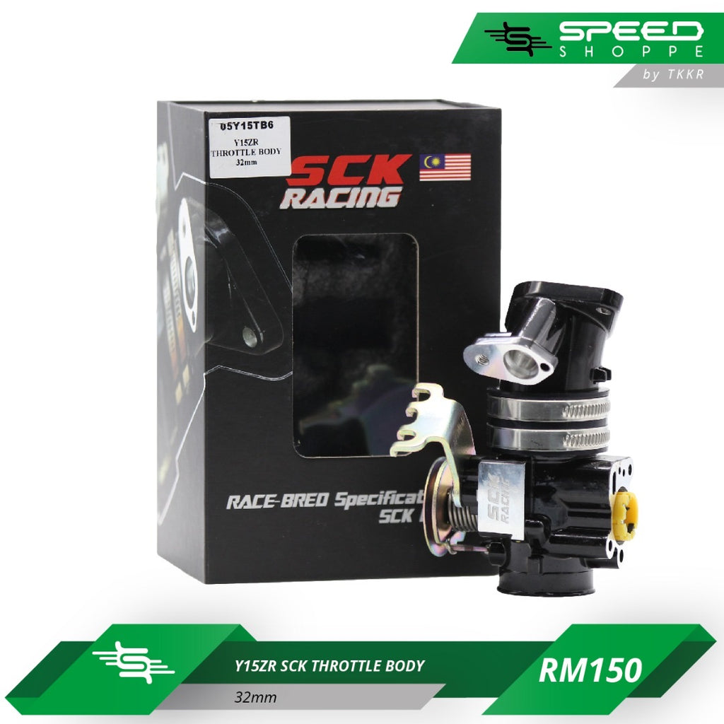 Y15ZR SCK Throttle Body