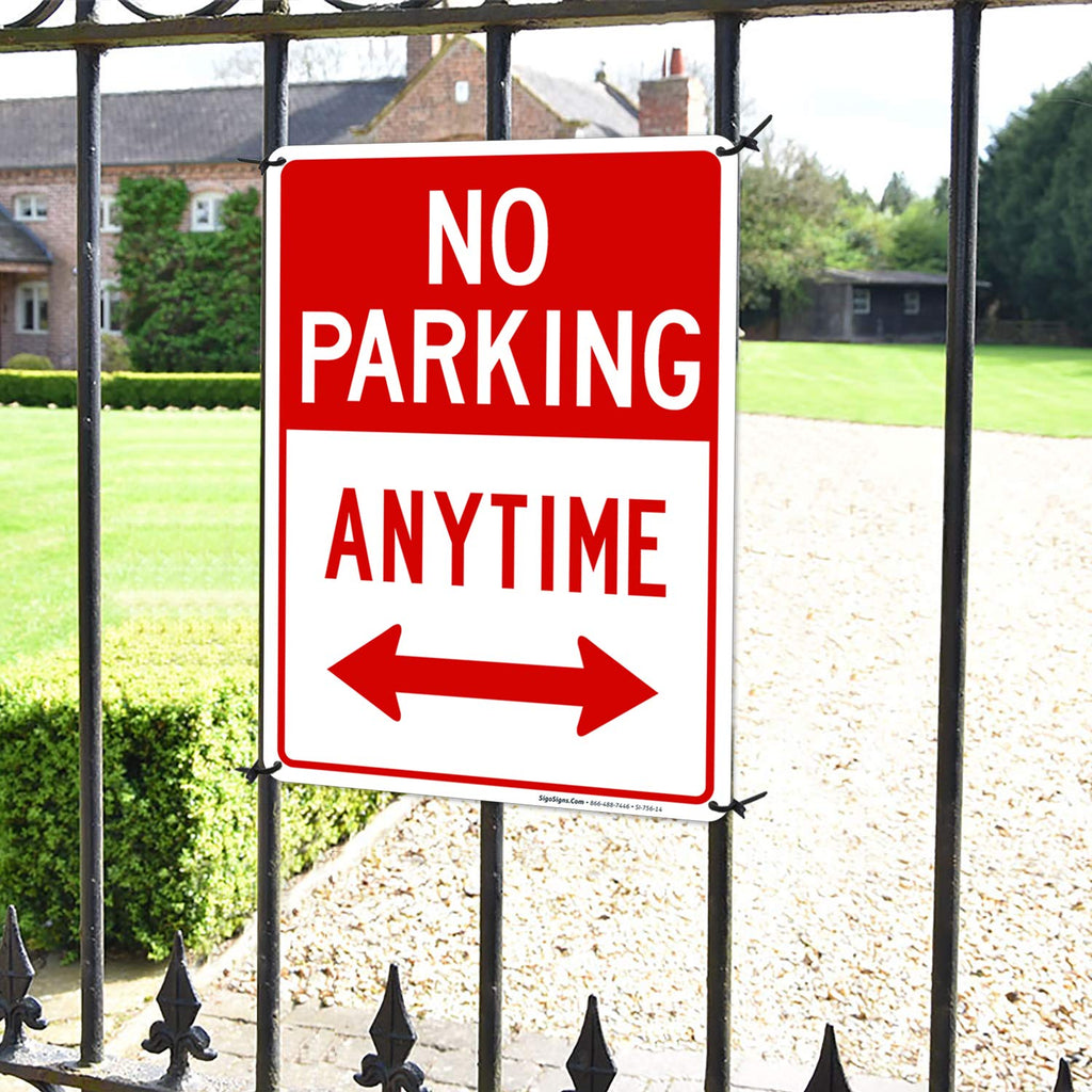 The Best No Parking Signs 2020 Review Guide
