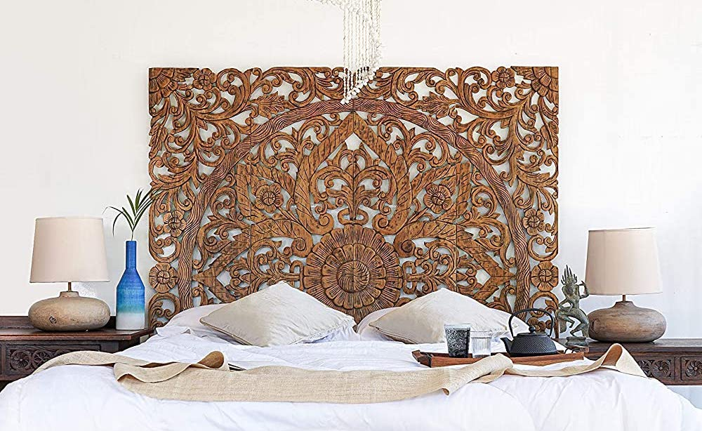 Best Carved Headboard Ideas - 2020 Review Guide