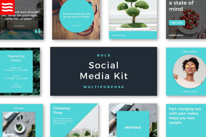 What is a social media kit on Fiverr? (2020 Guide)