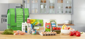What Is Amazon Pantry & What Is Amazon Prime Fresh?