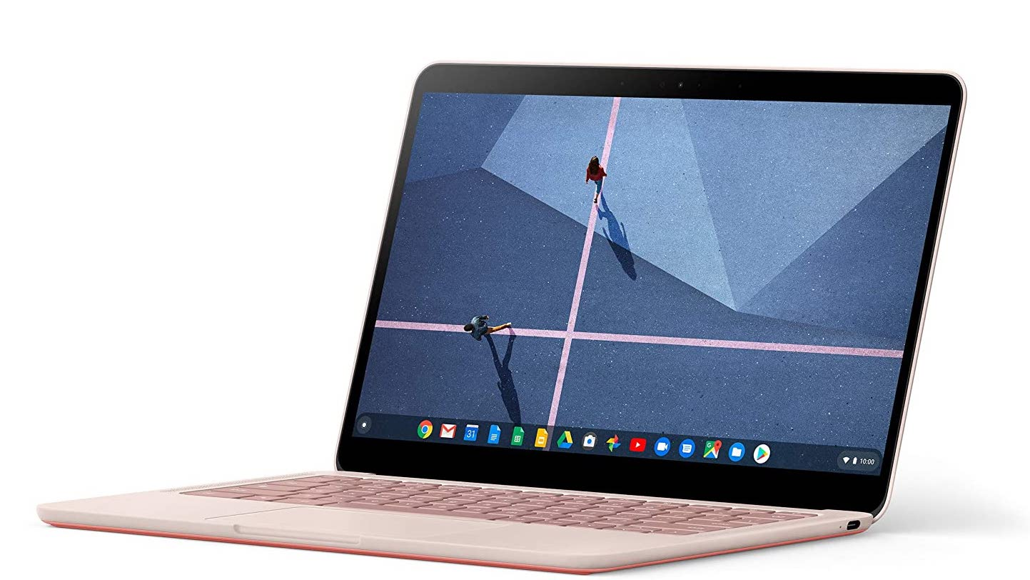 laptop for writers - google pixelbook go