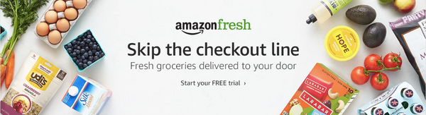 Buy Amazon Fresh
