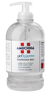Amuchina Gel Xgerm Disinfettante mani - 500ml (Nessuno sconto applicabile)