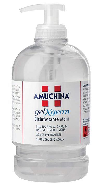 Amuchina Gel Xgerm Disinfettante mani - 500ml (No IVA)