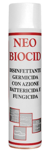 Amuchina Neo Biocid disinfettante spray 400 ml