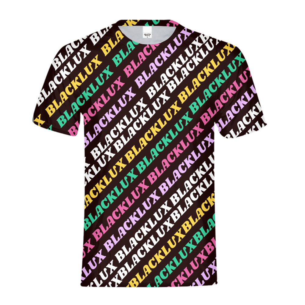 MULTI LUX Kids Tee - BLACKLUX