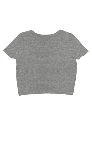 Lux Crop Tee,Apparel- BLACKLUX
