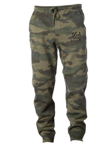 Camo Lux Joggers - BLACKLUX