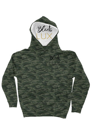 Camo Lux Hoodie,Apparel- BLACKLUX