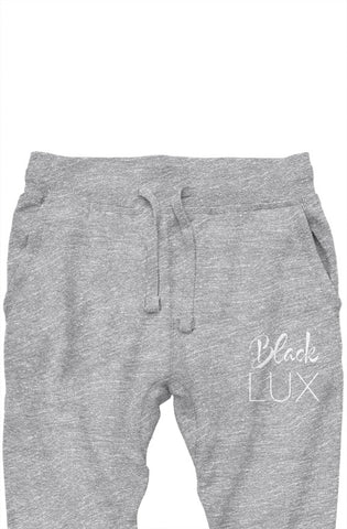 LUX JOGGERS - BLACKLUX
