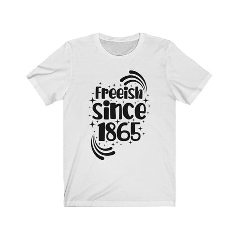 FREEISH Tee,Apparel- BLACKLUX