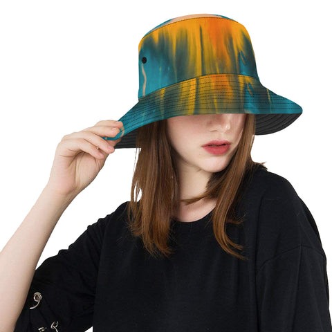Women's Bucket Hats,Accessories- BLACKLUX