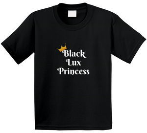 Black Lux Princess BLACK,Apparel- BLACKLUX