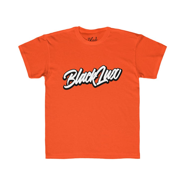Kids Graffiti BlackLux  Tee,Kids- BLACKLUX