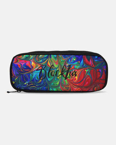Vibrancy Pencil Case,Accessories- BLACKLUX