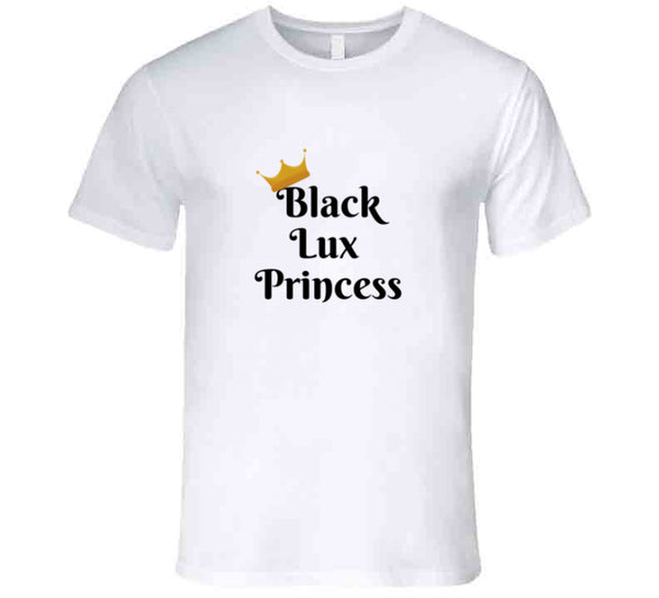 Black Lux Princess WHITE,Apparel- BLACKLUX
