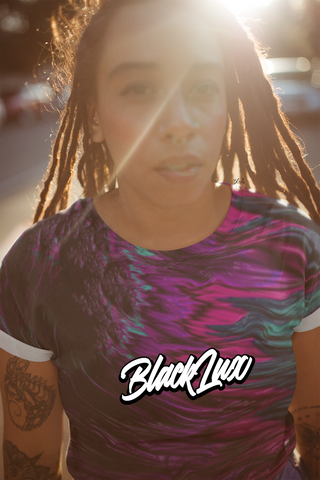 PeakOut Graffiti Women,Apparel- BLACKLUX