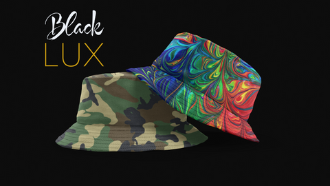 Men's Bucket Hat - BLACKLUX