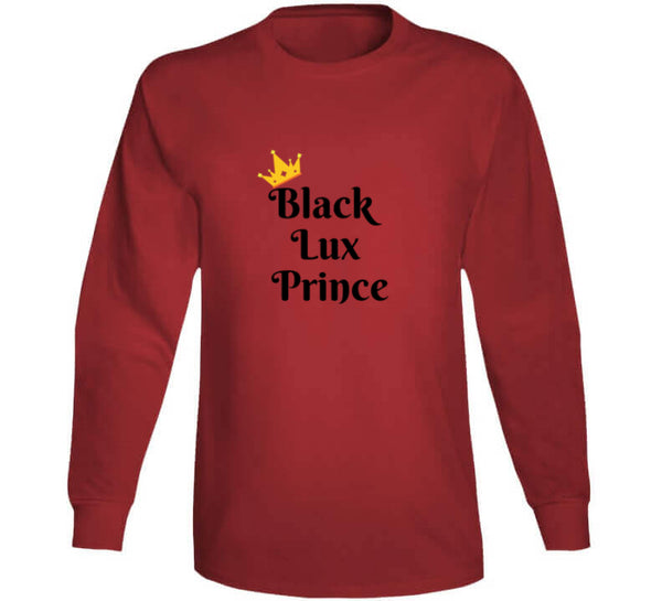 Black Lux Prince RED,Apparel- BLACKLUX