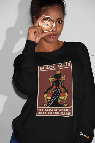 The Most Powerful Piece Sweatshirt - BLACKLUX