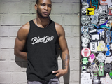GRAFFITI OUT MEN'S TANK,Apparel- BLACKLUX