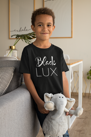 BlackLux Zone Kids' T-Shirt (various colors),Kids- BLACKLUX