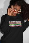Creative Casual Sweatshirt - BLACKLUX