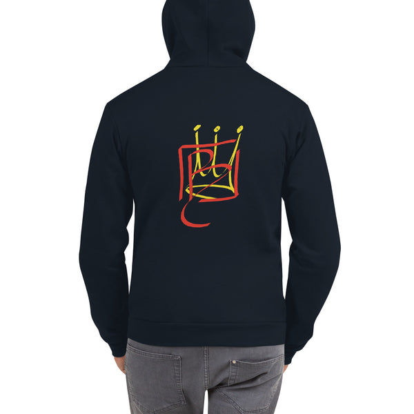 Your Crown Is Dope Hoodie,Apparel- BLACKLUX