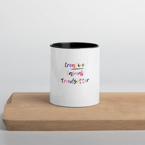Creative Casual Trendsetter Mug - BLACKLUX