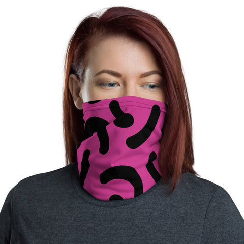CHECKOUT Neck Gaiter - BLACKLUX