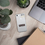 Doing it for the culture iPhone Case - BLACKLUX