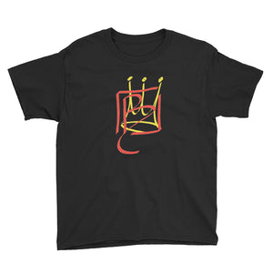 BCROWN BE YOU KIDS T-Shirt,Apparel- BLACKLUX